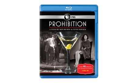 Ken Burns: Prohibition Blu-ray 5553894b-6095-45f1-b688-3b01a741e12b