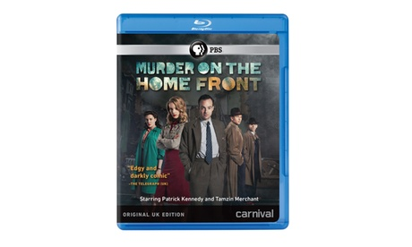 Murder on the Home Front Blu-ray (U.K. Edition) f1f9c230-5411-4326-ac81-58415e1a019a