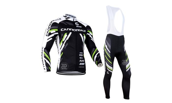 CANNONDALE Cycling Long Sleeve Jersey Cycling Clothing Bike Jersey