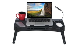 2-Sided Laptop Table Stand