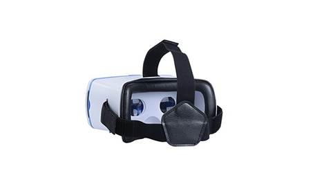IMAX 3D Virtual Reality Headset Crystal Clear/Glasses Friendly b86facd2-a0a2-4f3d-b8db-52e016b654cf