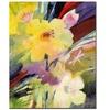 Sheila Golden Yellow Dragonfly Canvas Print