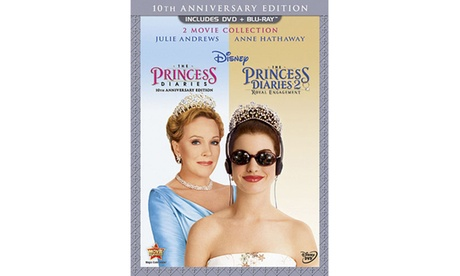 The Princess Diaries 2-Movie Collection (10th Ann. Ed.) 6eb59501-b092-4e9e-b126-da3b99a46f57