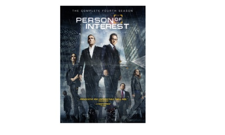 Person of Interest: The Complete Fourth Season (DVD) cb483fa9-a64f-4368-8a31-f9027c59b971