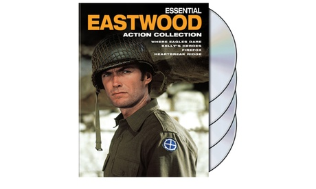 Essential Eastwood: Action Collection (DVD) b8bb1bb8-3873-4f28-a515-ad88e55e9950