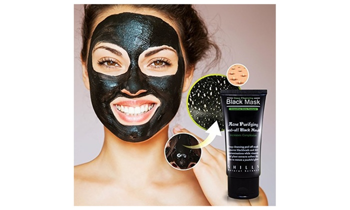 Blackhead Remover Purifying Deep Cleansing Acne Peel off Face Mask