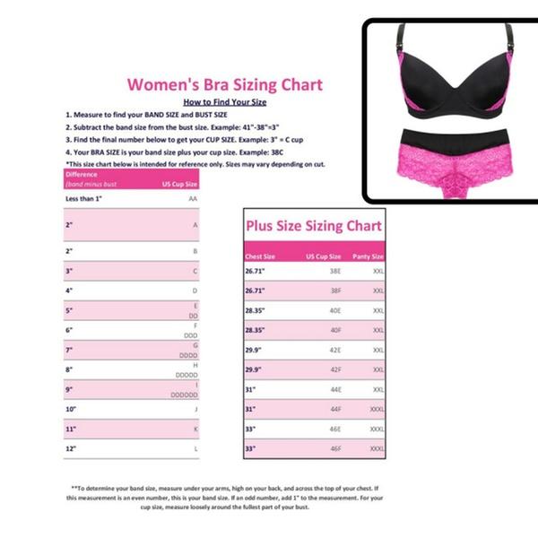 cc127d4de7b Vivian Plus Size Maternity Matching Bra   Panty Set
