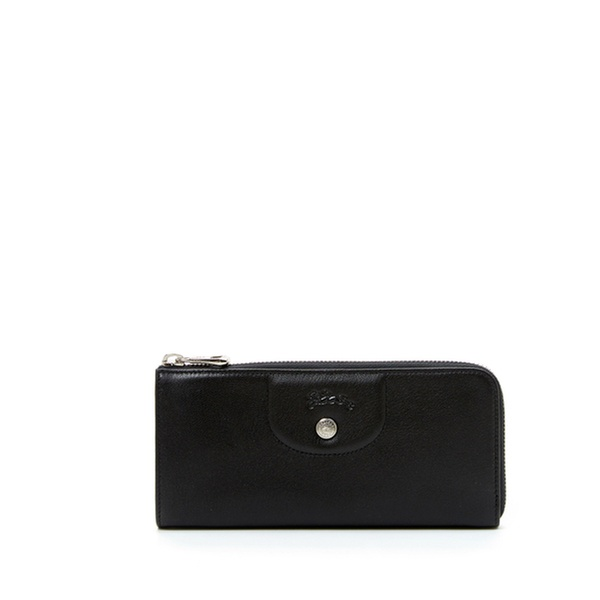 2dab50a70f LONGCHAMP Le Pliage Cuir Zip Around Wallet | Groupon