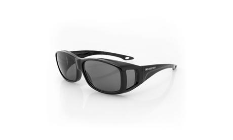 Bobster Condor 2 OTG Sunglasses Standard Size d1851618-a0d8-4534-93bf-1603702d7577