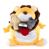 Stuffies Lion - Plush Stuffed Animal - Children's Toy Organizer