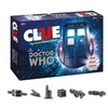 Doctor Who Clue Board Game Mystery Weapons Screwdriver Police Box