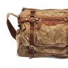 Man's Shoulder Handbag Vintage Washing Bag