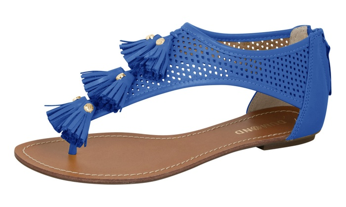 Lilac Brazilian Sandals