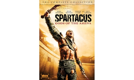 Spartacus: Gods of the Arena DVD RPKG 05d70be1-c341-4cde-9058-d7efdc51a2bb