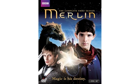 Merlin: The Complete First Season (Repackage/DVD) 10e42524-d8e1-48bb-8027-c0966fb45a67