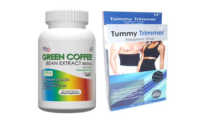 Buy It Now : Fat Burner Kit-Green Bean Extract for Weight Loss & Fat Burner Belt