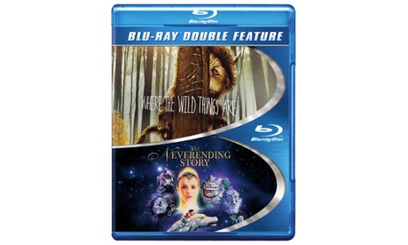 Where The Wild Things Are/ Neverending Story (BD) (DBFE) 12866447-4edf-40f8-b7bc-e68d4ab76fd0