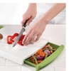 Cutting Board With Removable Drawers, Gift Idea