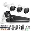8CH CCTV 1080N HDMI DVR HD Outdoor Night Vision Security Camera System