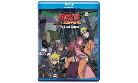 Naruto Shippuden The Movie: The Lost Tower (BD) 3fe504e1-841e-4dec-8b25-fe49d3cf415b