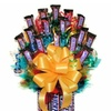 All Snickers™ Candy Bouquet