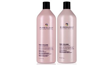 Pureology Pure Volume Shampoo & Conditioner Liter Duo