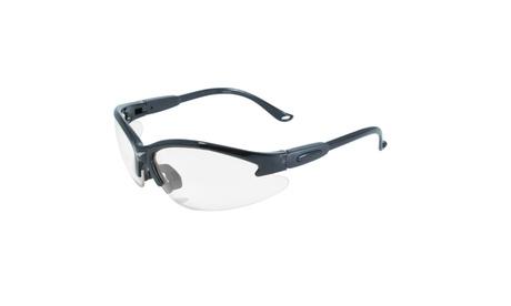 Global Vision Cougar Semi Rimless Frame Clear Lens 65e2dd52-0407-4c78-94e3-e09bfa42ce09
