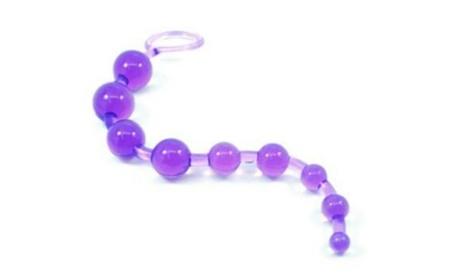 Sxtoy4u Beginners Anal Beads Crystal Jellies 8f8d010d-b948-4ab3-a9f8-592008cc149c