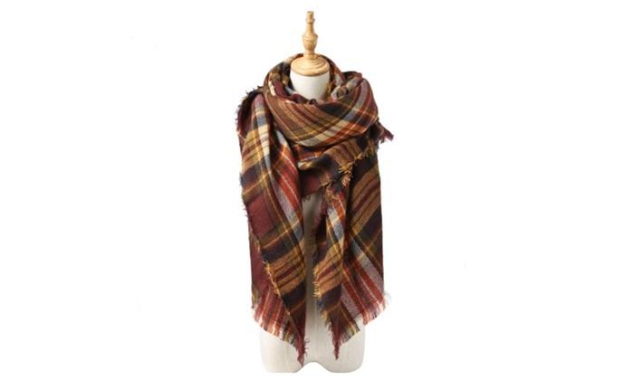Spring Fever Stylish Warm Blanket Scarf Gorgeous Wrap Shawls
