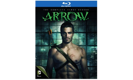 Arrow: The Complete First Season (Blu-ray) 032ec4b7-27db-477d-9a49-ea799a49196c