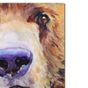 Pat Saunders-White The Sniffer Canvas Print