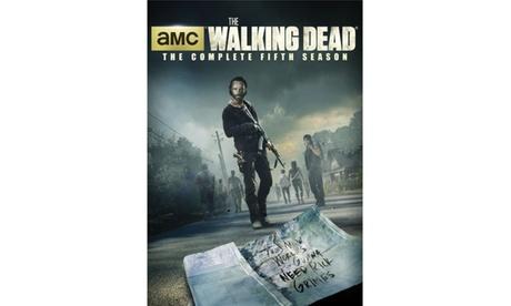 Walking Dead, The SSN 5 DVD 4c67688b-b126-4e50-8df2-ac55831c98d1