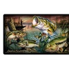American Expedition Cutting Board - Bass Collage