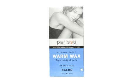 Parissa Hair Remover Warm Wax - 4 OZ (Pack of 1) 5a1c0849-2b4f-41d4-af62-172e469c75d4