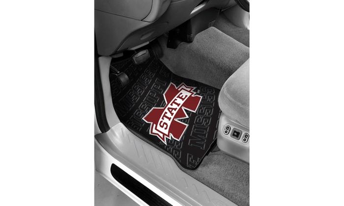 COL 343 Mississippi State Car Front Floor Mat