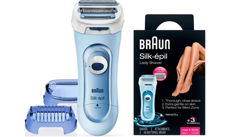 Braun Silk-Epil Electric Hair Removal Razor and Bikini Trimmer a480af07-0466-4336-9445-1581fd1214b3
