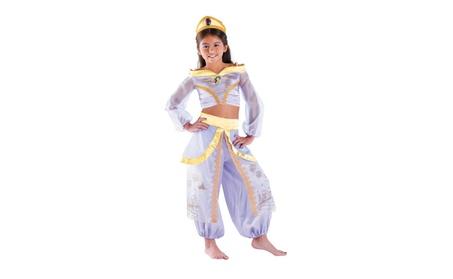 Costumes for All Occasions DG50504M Jasmine Prestige Child 3T-4T cfd33685-2445-44e7-a6a3-eb6f675ddd80
