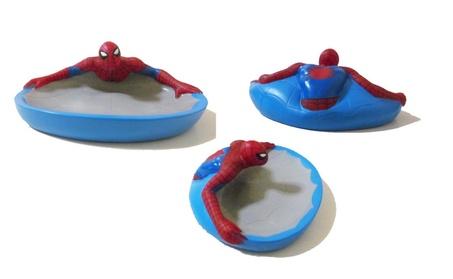 Amazing spider-man roto soap dish 6455d4ad-6889-4ba5-8115-47797396a02f