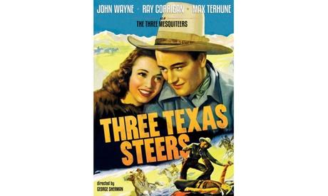Three Texas Steers DVD 5972808b-3268-4a08-9eb5-456e6e85feaf