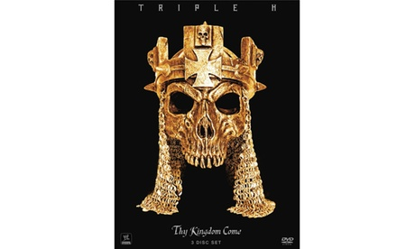 WWE: Triple H: Thy Kingdom Come (3-Disc)(DVD) 718ef1f3-4af3-44ed-b5e1-8ea62504f26a