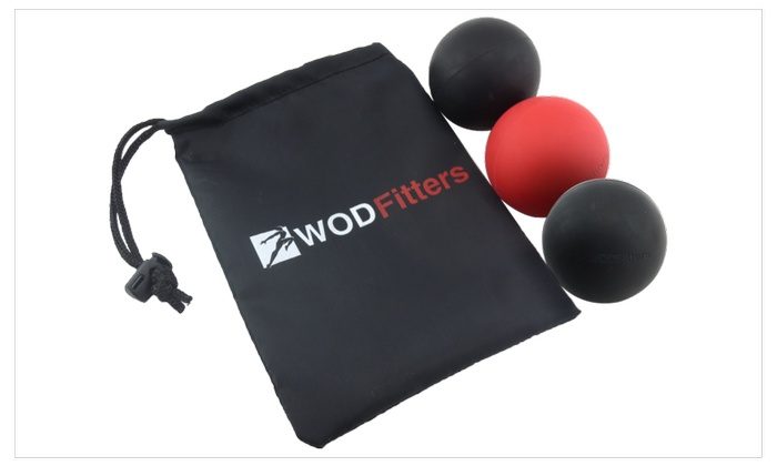WODFitters Mobility Lacrosse Balls