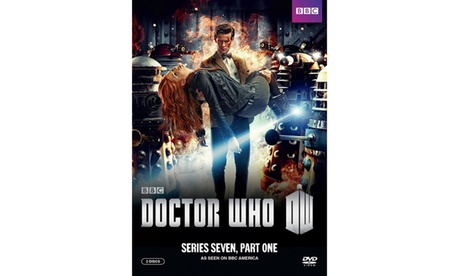 Doctor Who: Series Seven, Part One (DVD) 33a81dd7-9255-4e99-856e-249a0e033fb3
