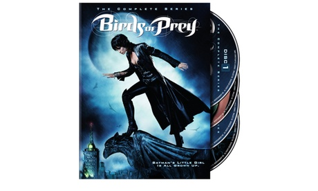 Birds of Prey: The Complete Series (DVD) ee54f9fa-73b2-4897-b615-f26cb37dcd28