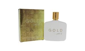 Jay Z Gold Eau de Toilette for Men (1, 1.7, or 3 Fl. Oz.)