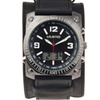 Unlisted by Kenneth Cole Men's Cuff Strap Analog-digital Watch