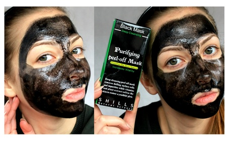 Shills Deep Cleansing Black Purifying Peel-off Facial Clean Mask e5908b1b-f936-46f4-a4c8-467168012aa9