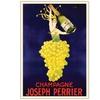 Champagne Joseph Perrier Canvas Print