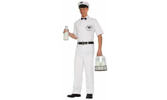 Milkman Adult 30