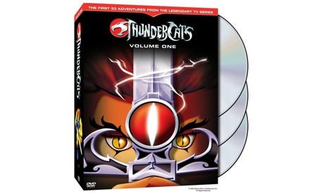 Thundercats: Season One, Volume One (DVD) (Discs 1-6) (3-Pack) f9df2e9b-f5a6-465e-a9a1-4295bd19a5a5