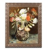 Van Gogh 'Bouquet of Flowers II' Ornate Framed Art